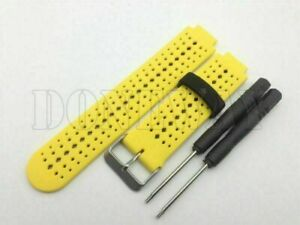 For Garmin Forerunner 235 630 230 GB NEW Silicone Replacement Watch Band Strap