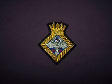 British UK Britain English Patch Ship Navy HMS Eagle Carrier Sunk Badge Crest UK