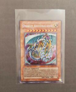 Yugioh Card Drago Arcobaleno - TAEV - 1ed. - Secret Rare - EXC- ITA - Yu-Gi-Oh