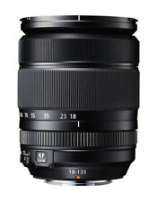 New Fujifilm XF 18-135mm WR OIS Zoom