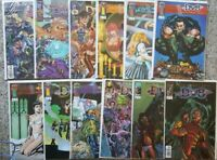 DV8 #0-28 & 30-32 With Variant Covers Ann #1 & 2 (1996, Image Comics) LOT OF 41