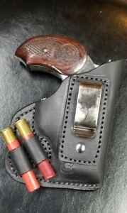 Iwb Holster for Bond Arms 3.5 barrel 410/45 loops..Snake Slayer or other Bond