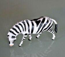Figürchen Plastik Starlux Zebra Jahre 60 Animal Wild