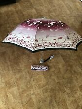 Original Knirps T.200 Medium Duomatic Regenschirm Accessoire Romy Purple Neu Modische Muster Kleidung & Accessoires Schirme