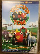 TRACTOR TOM SPORTS DAY DVD 5 EPISODES KIDS CITV