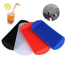 160 grid mini ice tray frozen cube tray silicone ice machine mold DIY