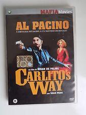 DVD - CARLITO'S WAY - BRIAN DE PALMA SEAN PENN AL PACINO 1993  A8