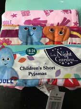 In The Night Garden Short Pujamss Age18/24 Mths