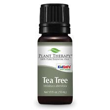 Tea Tree (Melaleuca) Essential Oil 10 mL (1/3 oz). 100% Pure, Therapeutic Grade