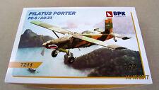 Pilatus Turbo Porter AU-23 'Peacemaker' (PE & resin parts)   1/72 BPK 7211