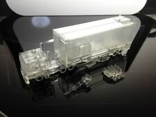 Smallest WST G1 Optimus Prime W Trailer all clear ver
