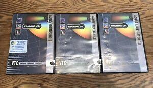 Adobe VTC Training CD ( WINDOWS-MAC CROSS PLATFORM0 x3 Bundle