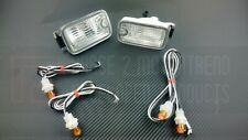 P2M for NISSAN 180SX JDM TYPE-X DUAL POSTS FRONT POSITION LIGHTS [LED]