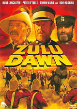 Zulu Dawn DVD Region 1, NTSC