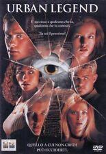 Urban Legend (1998) DVD