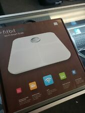 Fitbit Aria (White) Wi-Fi Wireless Smart Scale FB201W
