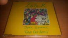 Leila k. - Open Sesame (Maxi-CD) (042286159928)