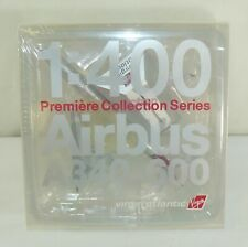 NEW Virgin Atlantic Airlines 1:400 Premier Collection Airbus A340-600 G-VSHY