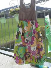 Kleid ♥ Tunika ♥ Blumen ♥ Gr. 122/128 MISS SIXTY ♥ TOP