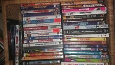 Assorted DVDS COMEDY ACTION horror animation kids TV SHOWS Drama Thriller