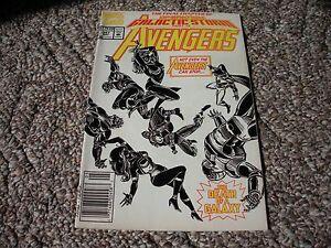 Avengers #347 (1963 1st Series) Marvel Comics VF