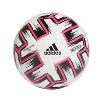 adidas Uniforia Club Ball Gr.5 - weiß/schwarz/pink