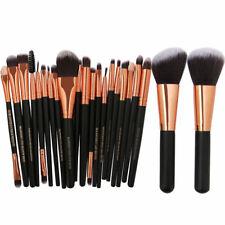 22Pcs Kabuki Makeup Brushes Set Foundation Powder Eyeshadow Eyebrow Lip Brush