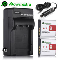 Type G Battery + Charger for Sony NP-BG1 DSC-H20 H7 H9 T100 W Series DSLR Camera