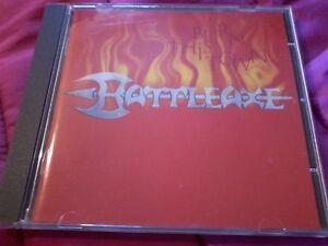 BATTLEAXE Burn This Town CD 2005 NWOBHM Heavy Metal POST FREE