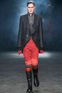 Ann Demeulemeester Bravoure Jacket 122-3022-211-099 size XS