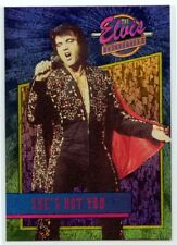 "Elvis Collection ""She's Not You"" Dufex Foil Card #39 of 40"