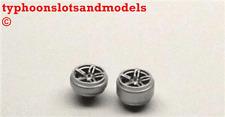 Kyosho DSlot43 Lamborghini Murcielago LP640 - Wheel Set - 3020106 - New