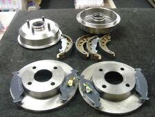 FORD KA disque de frein plaquettes de frein Arrière DRUMS FREIN SHOES avant arrière ensemble