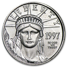 1997 1/10 oz Platinum American Eagle Coin