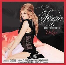 The Dutchess [PA] by Fergie (Black Eyed Peas) (CD, May-2008, A&M (USA))