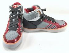 K-Swiss Shoes Venice VNZ Athletic Perforated Grey Sneakers Womens 6.5