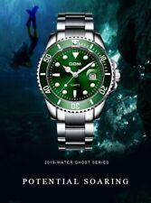 DOM Luxury 30m Waterproof Quartz Men's Wrist Watch