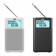 JVC RA-C20DAB Kompaktradio mit DAB+ und Bluetooth Audiostreaming Radio