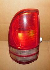 1997 98 99 00 01 02 03 04 Dodge Dakota Left Tail Light W/ 90 day Warranty OEM