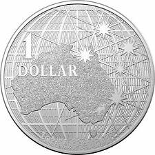 2020 Beneath the Southern Skies 1oz Silver Bullion .9999  Coin