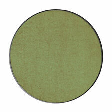 Fußmatte Rund, waschbar, olivgrün, D 85 cm - (SLU8010-011-85)