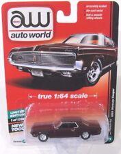 AUTO WORLD DELUXE 1969 MERCURY COUGAR #3 B 1 of 1,256 True 1:64