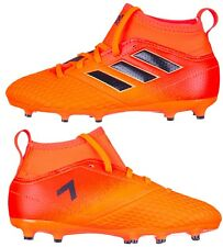 b485b99045ad adidas Performance Boys Kids ACE 17.3 Firm Ground J Sports Football Boots  Orange