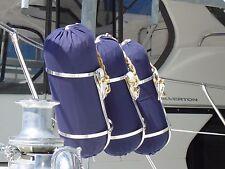 Small Boat Fender Bumper Cover Available in 16 Sunbrella Colors