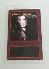 1996/97 GLENN HUGHES LAMINATED BACKSTAGE PASS ADDICTION TOUR