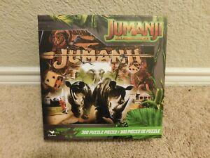 New Cardinal Jumanji Welcome to the Jungle 300 Piece jigsaw puzzle