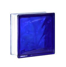 5 pièce Briques de Verre Nuage Blue 19x19x8 cm