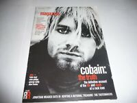 The Times Magazine (28/7/01) - Kurt Cobain (of Nirvana) cover