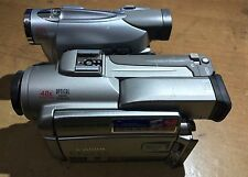 Canon ZR100A & Digital Video Camcorder NTSC ( Lot Of 2)