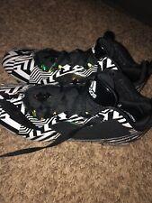 Addidas Men's Football Zebra Cleats | Size 12